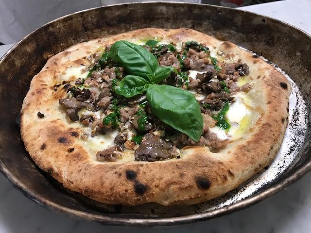 Lievitalmente Pino - Pizza Mandorlata