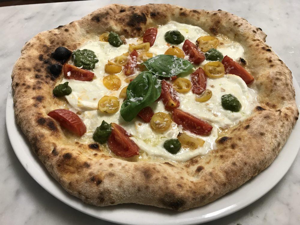 Lievitalmente Pino - Pizza Vesuvio