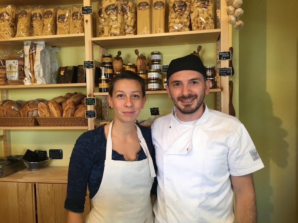 Magdalena e Mario