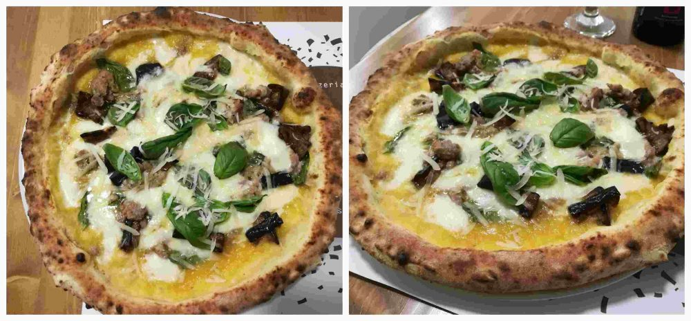 Pizzeria Avelli, la ribelle
