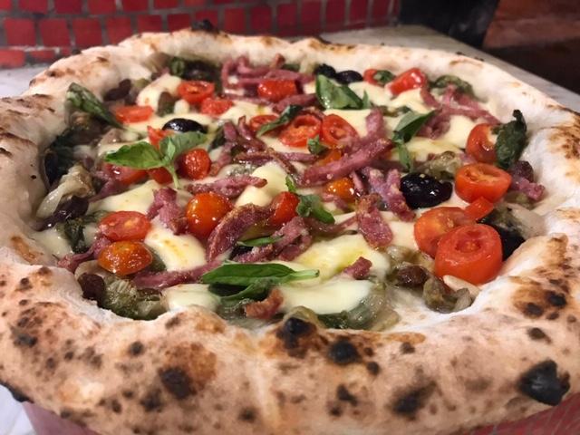 Pizzeria Carmnella - Vincenzo Esposito - Casa Cupiello