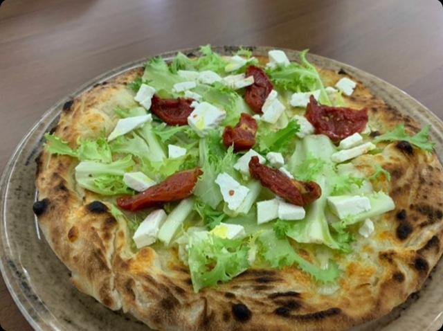 Pizzeria Di Stora - Pizza Scarulella
