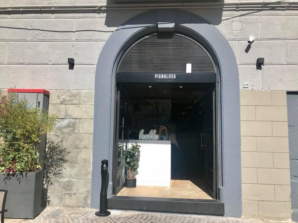 Pizzeria Pignalosa a Salerno