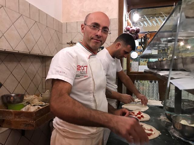 Pizzeria da Attilio - Attilio Bachetti