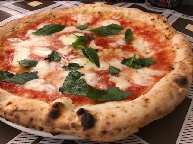 Pizzeria da Attilio - Pizza Margherita