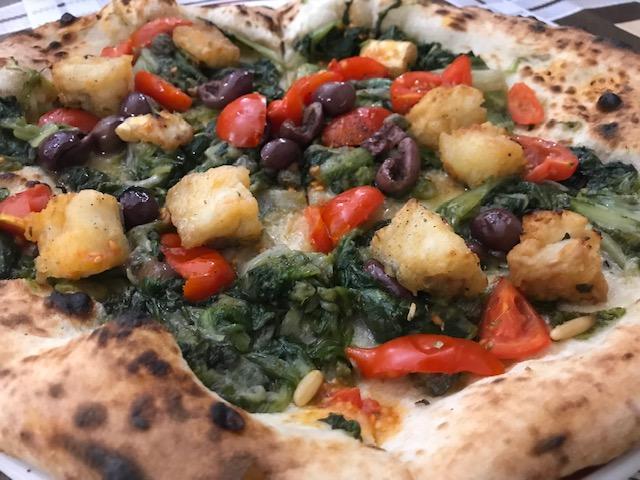 Pizzeria da Attilio - Pizza Natalina