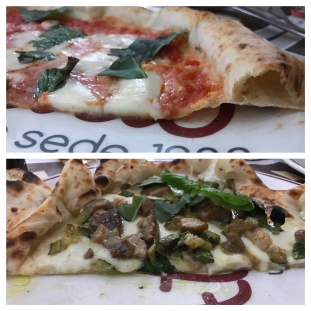 Pizzeria da Attilio - sezione
