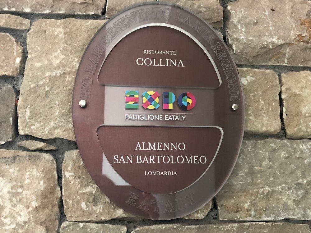 Ristorante Collina, Almenno San Bartolomeo