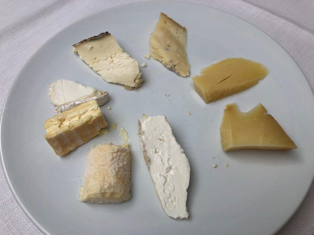 Trattoria Visconti, tagliere di formaggi vari