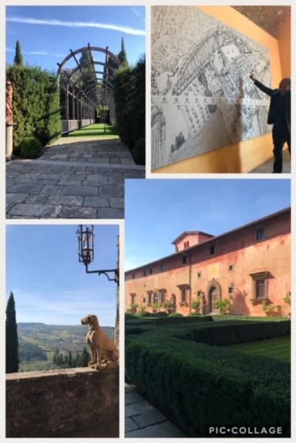 Vignamaggio una delle aziende agricole più antiche di Toscana fondata nel XIV
