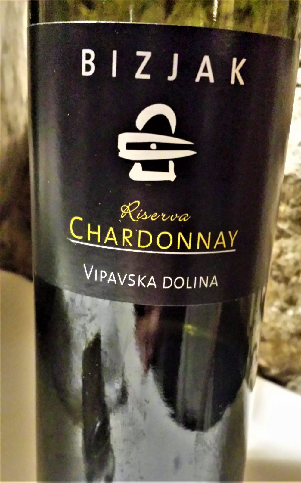 Vipavska Dolina Chardonnay Riserva 2013, Bizjak