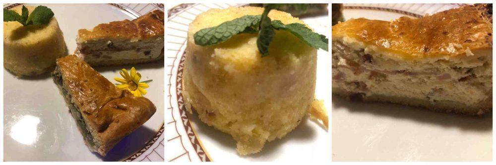 Le torte dolci e salate nella tradizione regionale