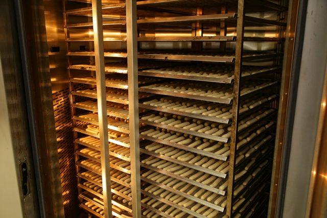 produzione dei biscotti di Castellammare Riccardi