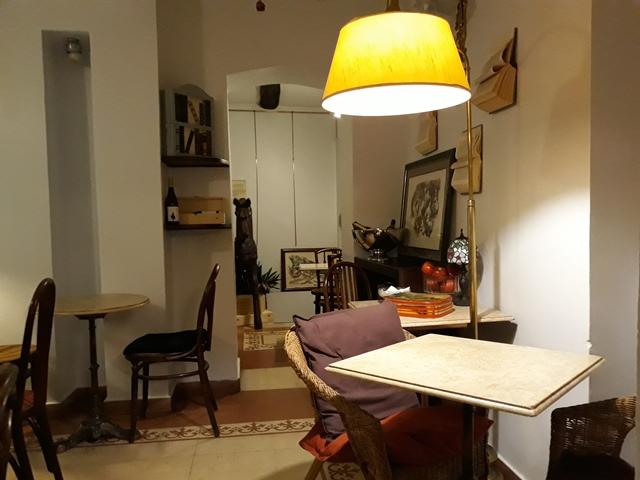 Caffe' Novecento - gli interni