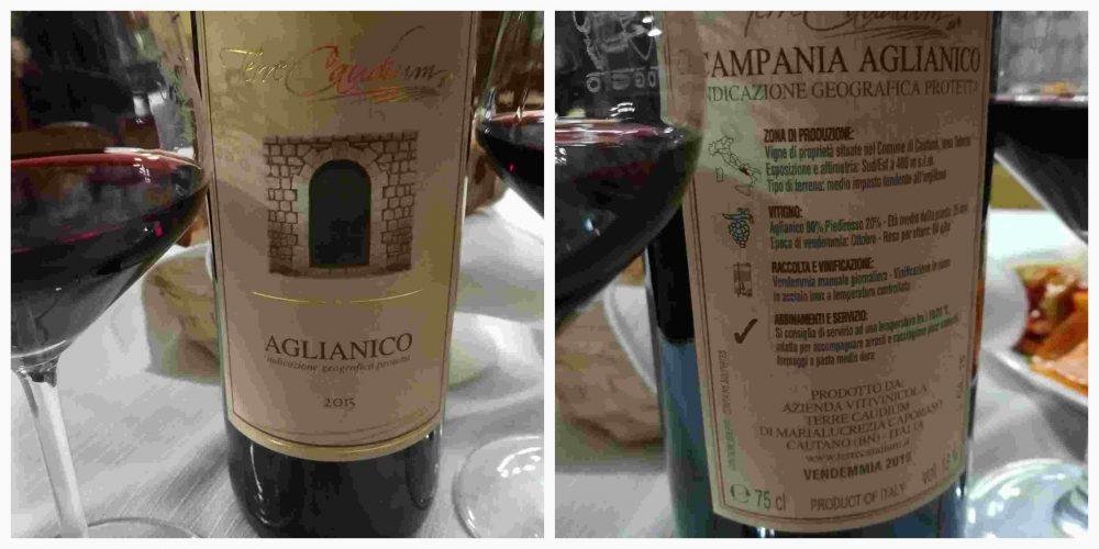 Al Poggio Antico - il vino