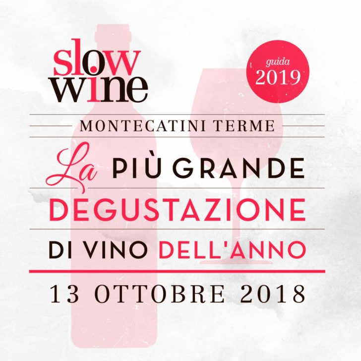 Slow wine 2019 Montecatini