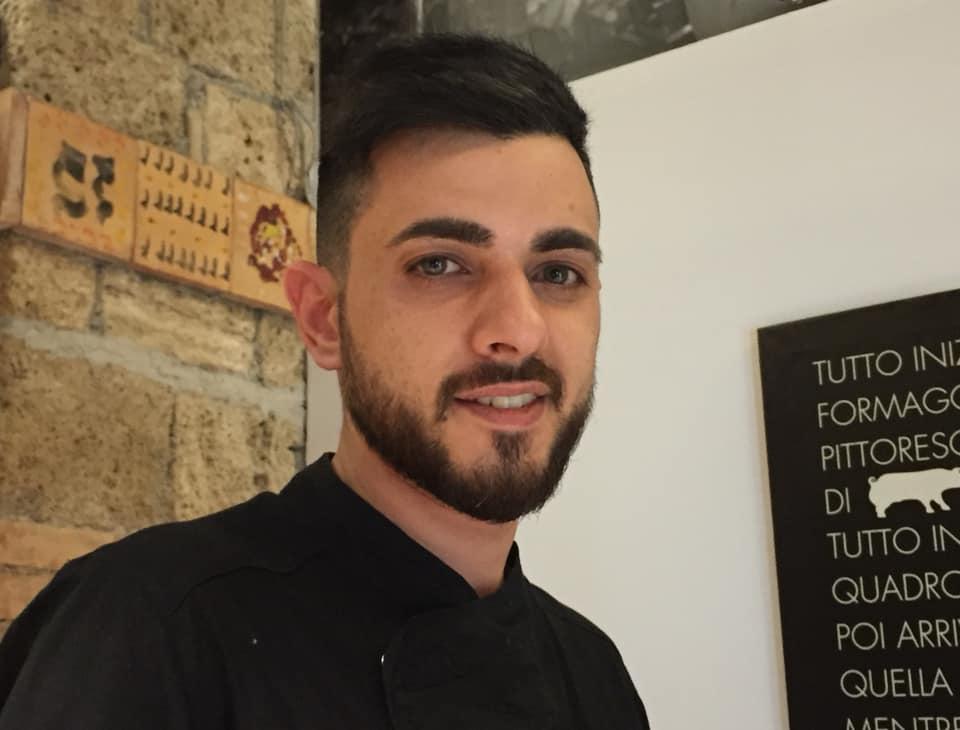13 Salumeria e Cucina, il nuovo chef Enrico Ruggiero