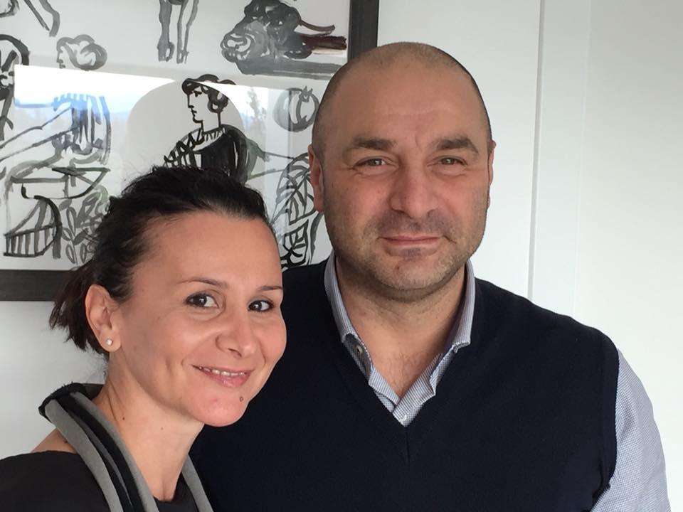 Francesco e Anna Tommasini