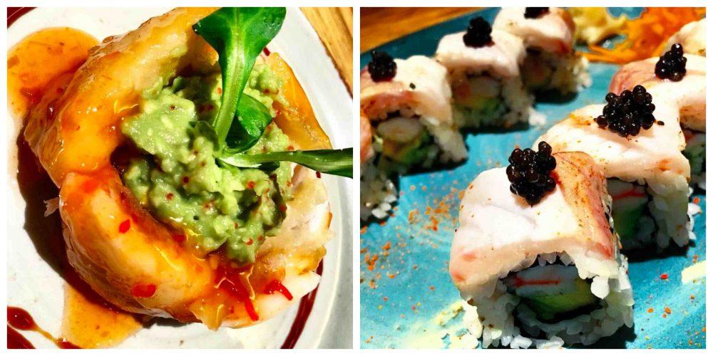 Sushi & Vino Rosso