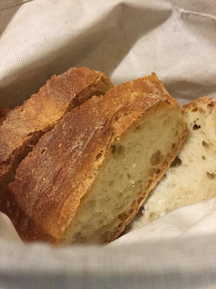 13 Salumeria e Cucina, il pane