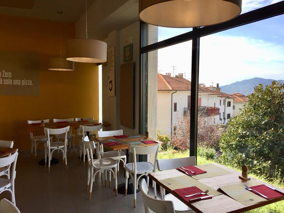Da Zero a Vallo della Lucania, la sala