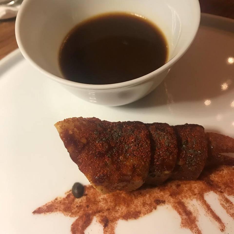 Osteria Francescana - Che cavolo di gambero e' Gambero cavoloe