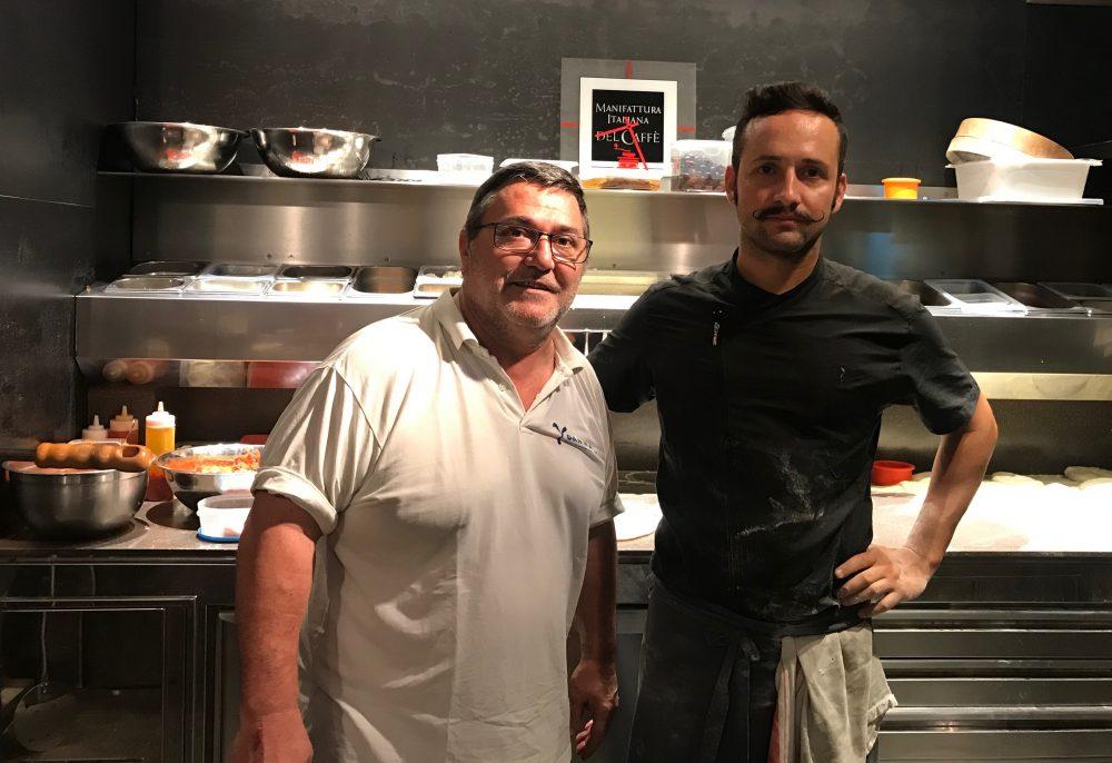 Alberto Arrigoni e Michele Basso