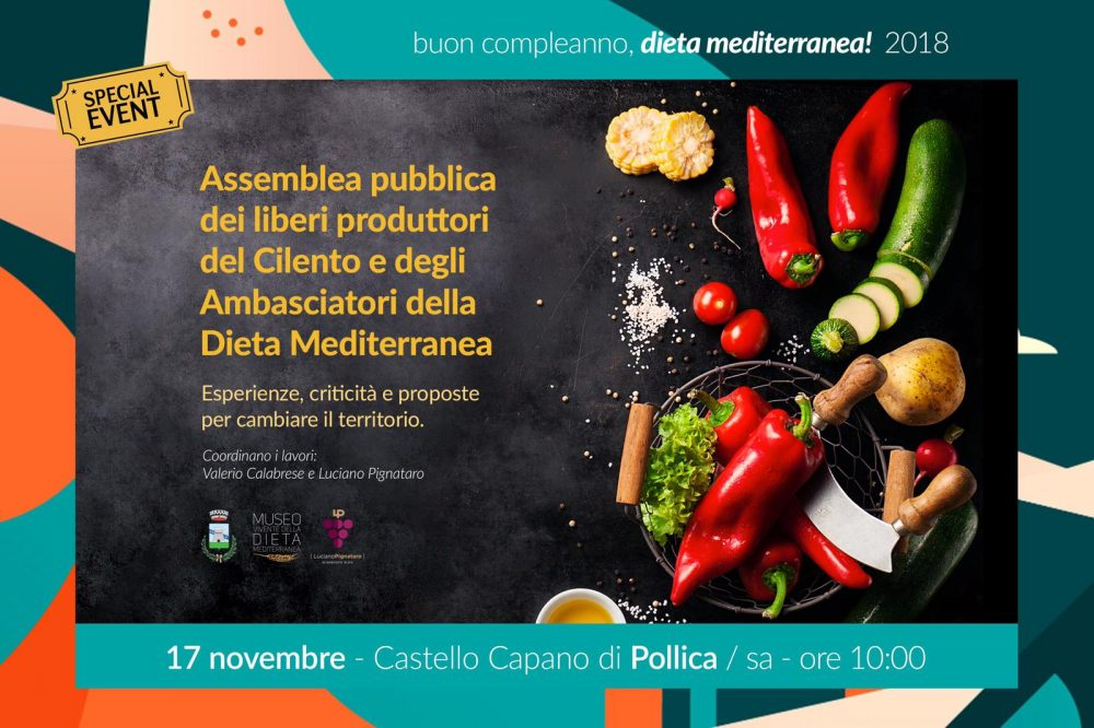 Ambasciatori della Dieta Mediterranea