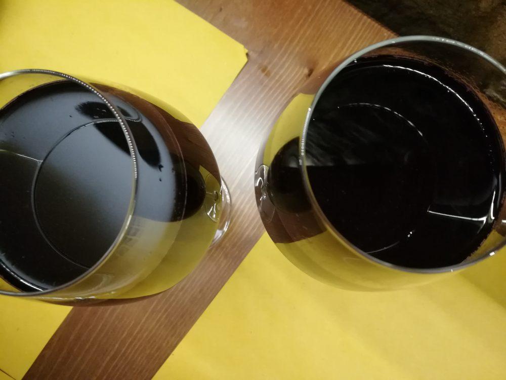 Antica Cantina 'O Spurtiglione - Vino di produzione propria con uva Aglianico di Torrecuso