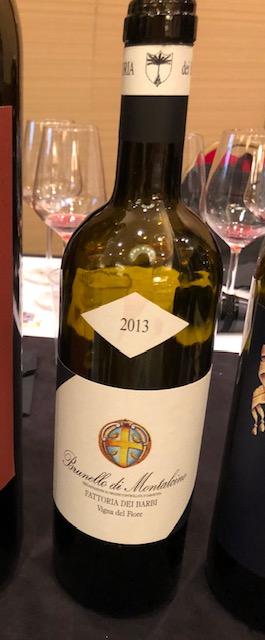 Brunello di Montalcino DOCG Vigna del Fiore 2013