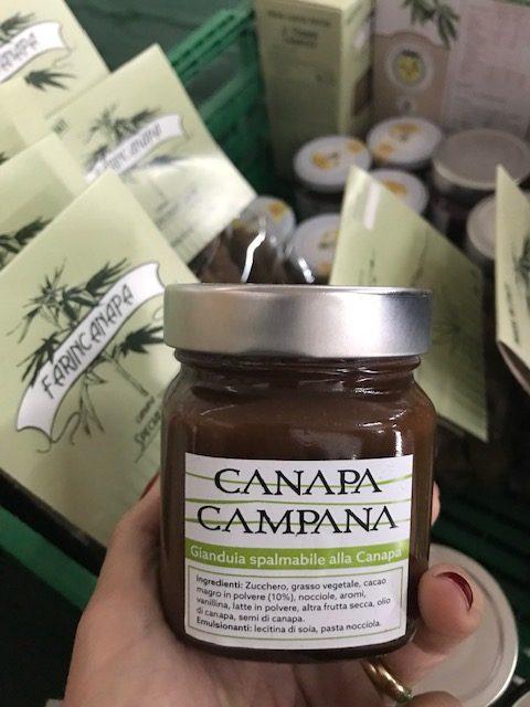 Canapa Campana - prodotti dolciari a base di semi di canapa