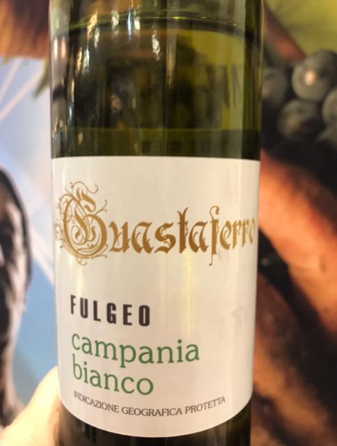 Cantine Guastaferro - Fulgeo Igp 2017