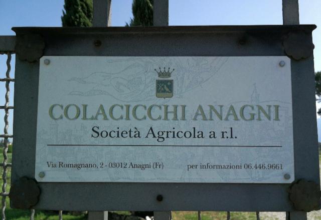 Colacicchi Anagni