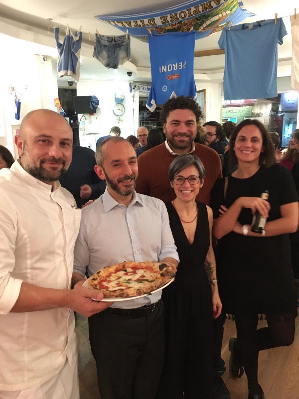 Edimburgo, la Settimana della cucina italiana