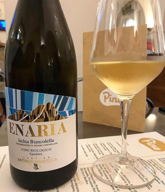 Enaria Ischia Biancolella Doc 2017 Antonio Mazzella