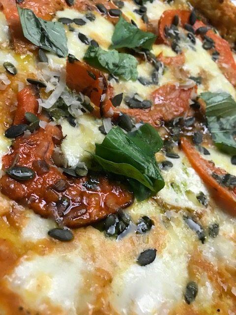 Era Ora - Pizza Zucca