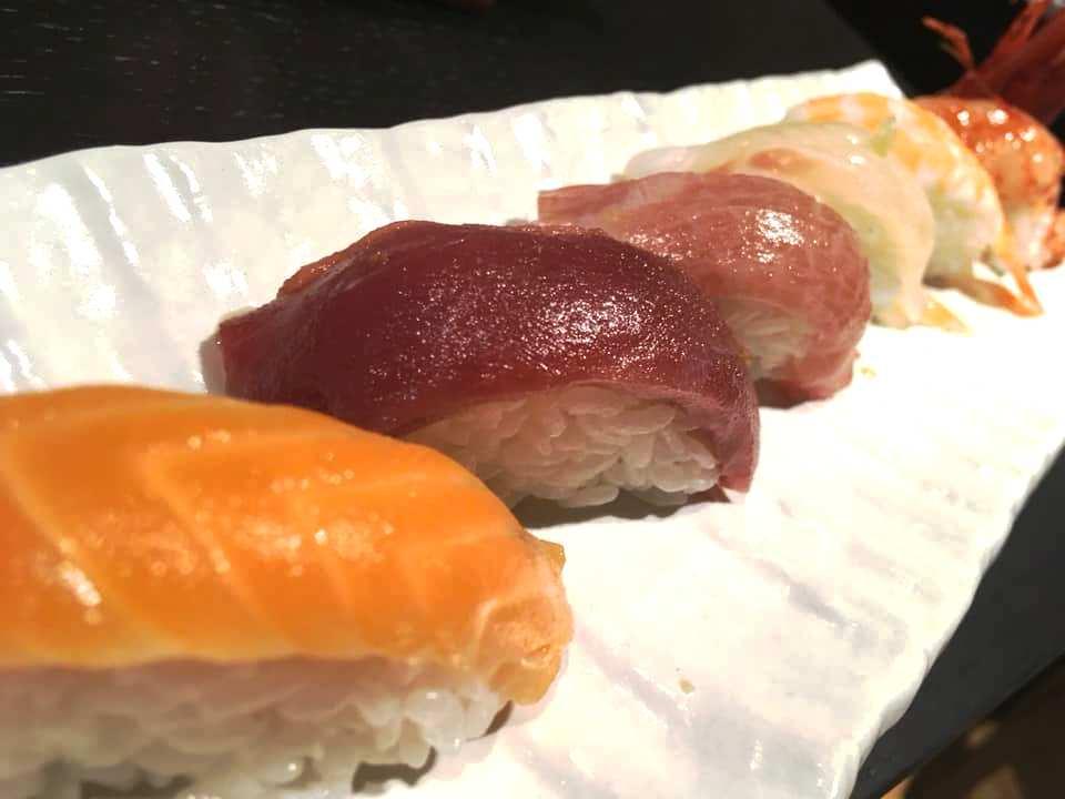 Japaj Sushi - La Petit Nigiri Selection