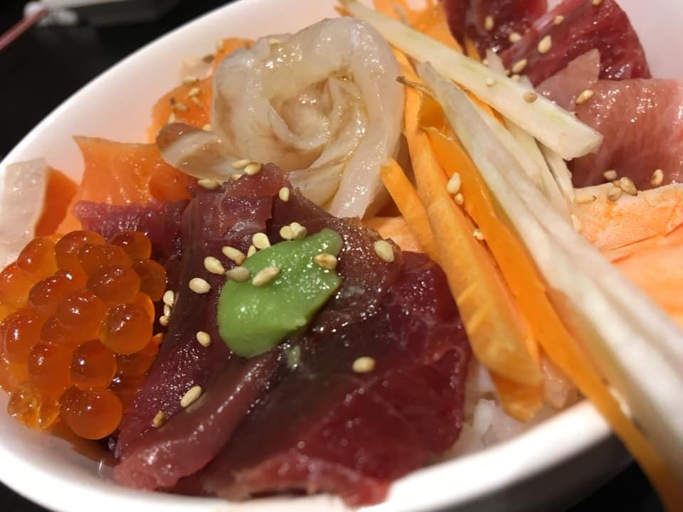 Japaj Sushi - Il Cirashi