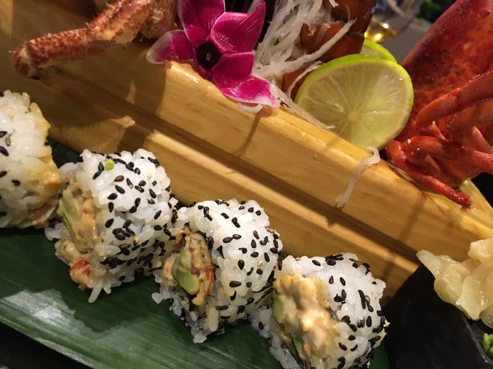 Japaj Sushi - I Rolls di Astice e King Crab di Japaj