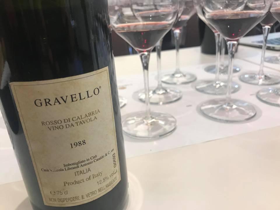 Gravello 1988 Librandi