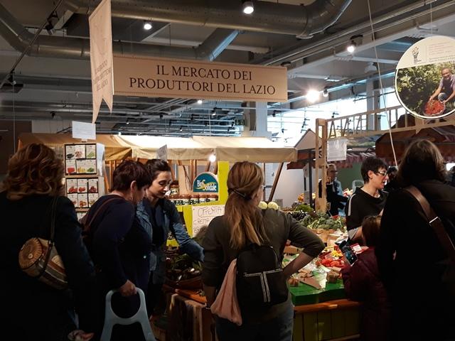 Il Mercato dei Produttori del Lazio