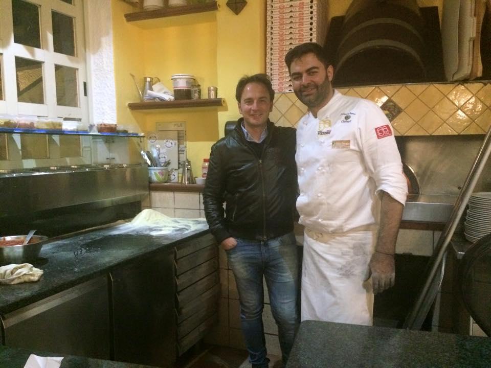 Ivano Veccia e Nino Di Costanzo