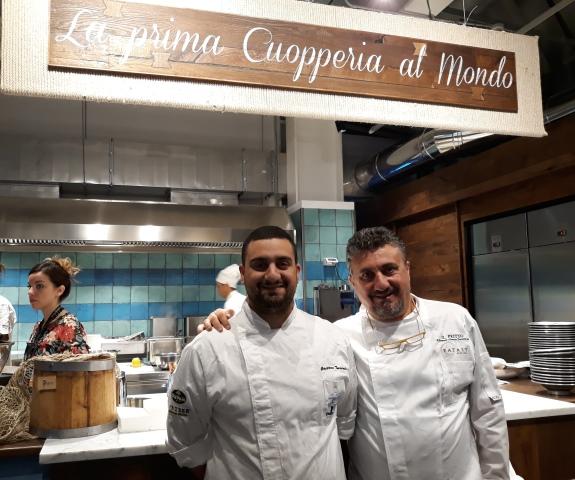 La nuova Cuopperia- Pasquale e Gaetano Torrente