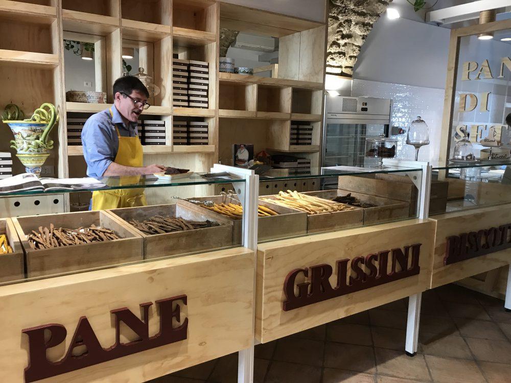 Locanda del Borbone - Bakery Pan di Seta
