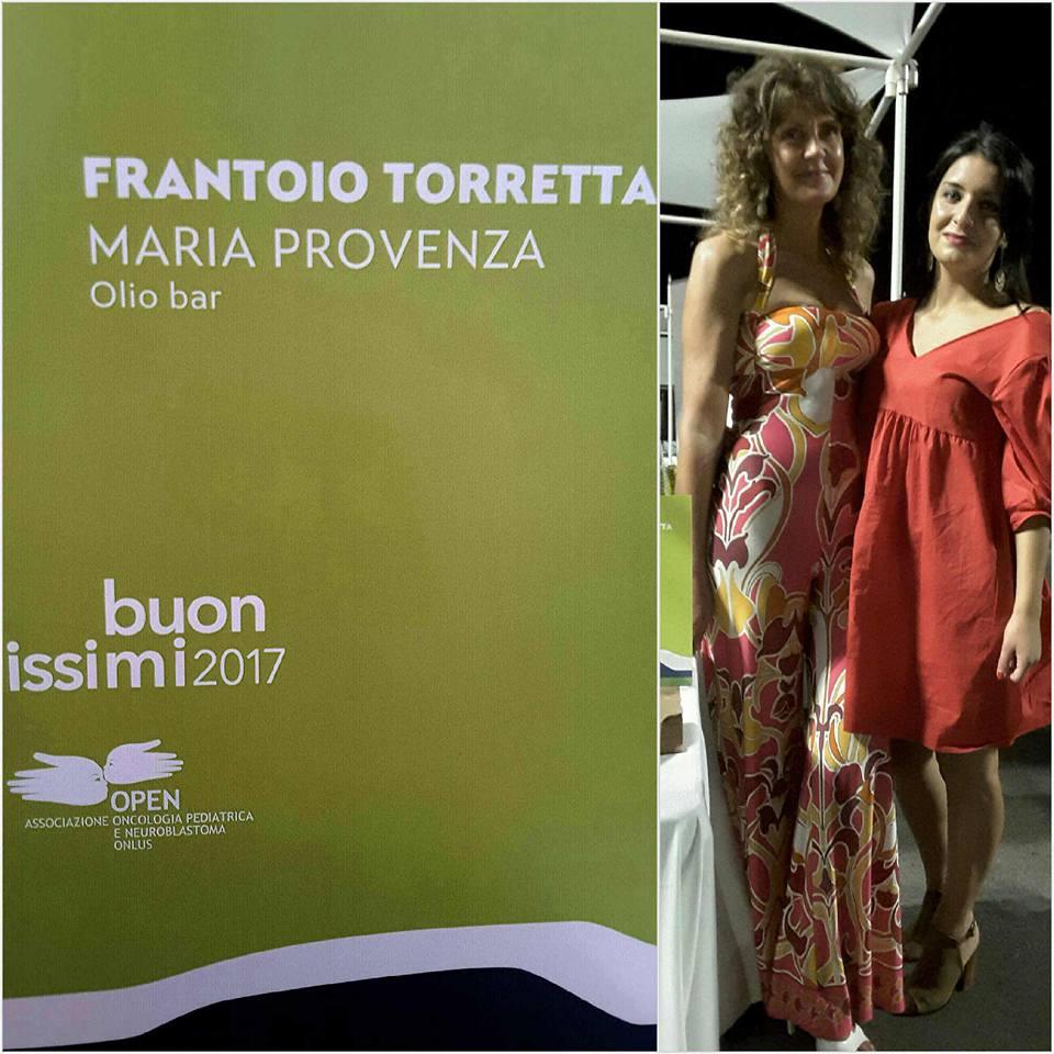 Maria Provenza, La Torretta