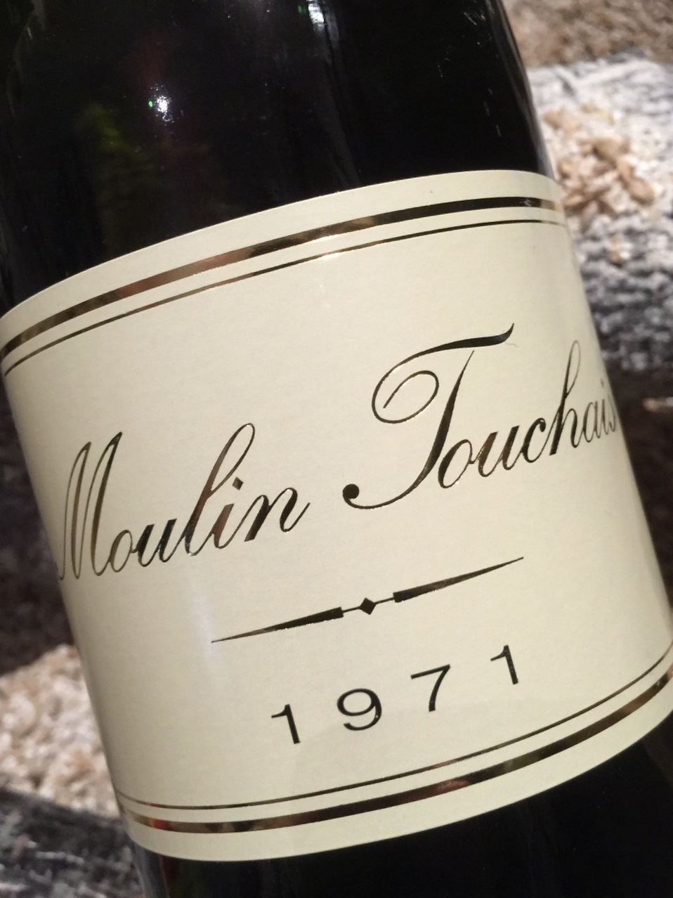 Moulin Touchais 1971