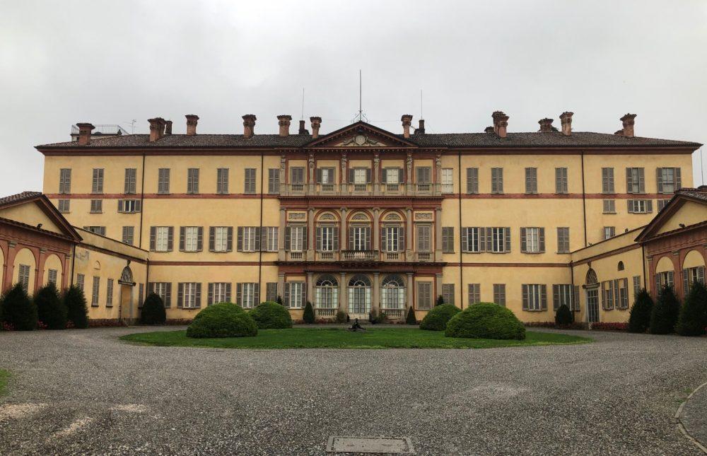 Oreno, Villa Gallarati Scotti