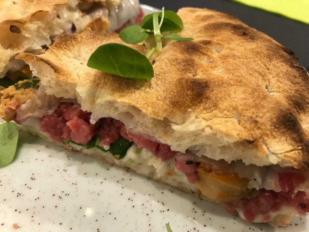Pizzeria Arrigoni&Basso - pizzaburger