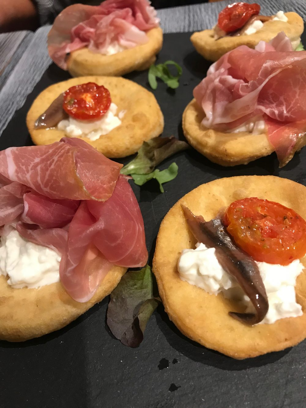 Pizzeria Arrigoni&Basso - pizze fritte