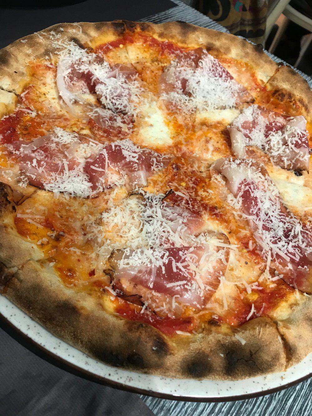 Pizzeria Arrigoni&Basso - tonda amatriciana